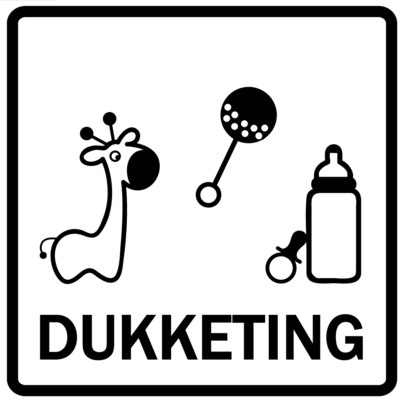Piktogram - Dukketing