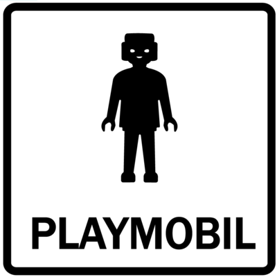 Piktogram - Playmobil