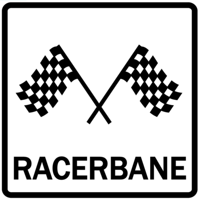 Piktogram - Racerbane