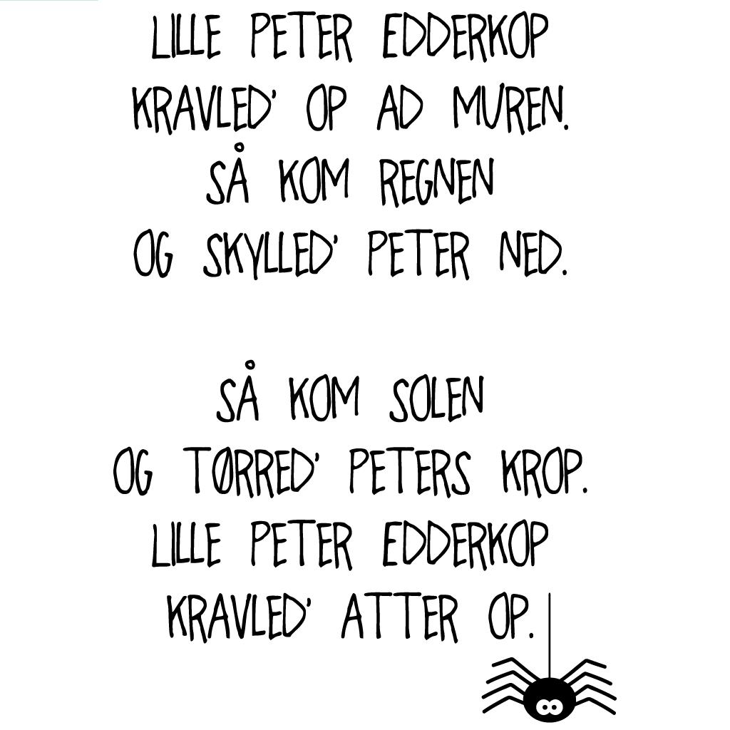 drøm om edderkop