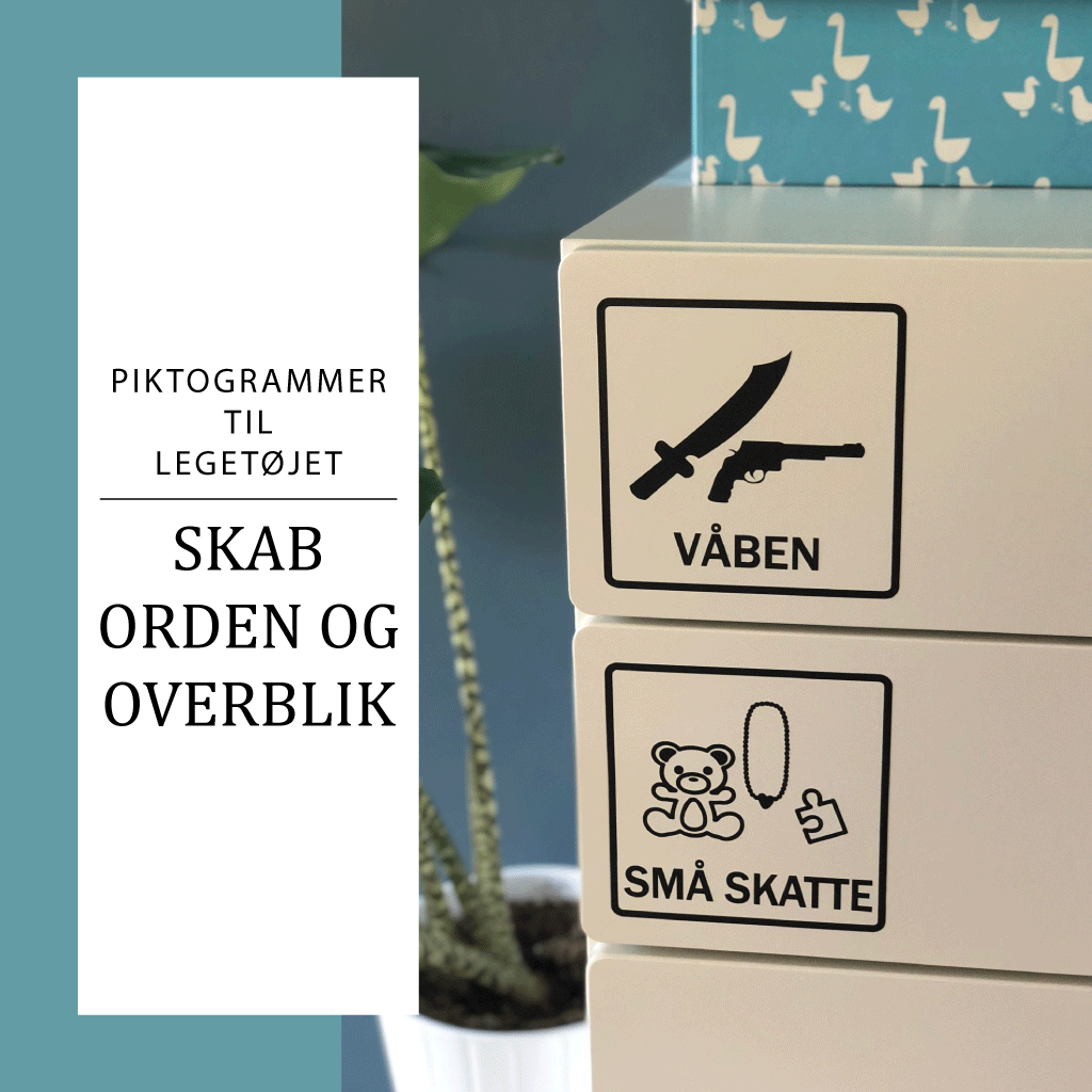 piktogram stickers til legetøj
